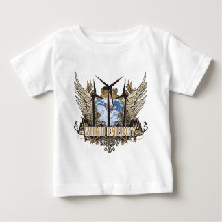 Grüner Stolz-Wind Arizona Baby T-shirt