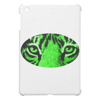 Grüner Tiger mustert die MUSEUM Zazzle Geschenke iPad Mini Hüllen
