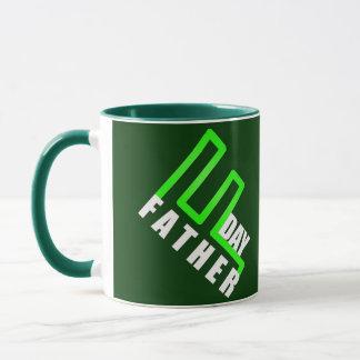 Grüner Vatertag Tasse