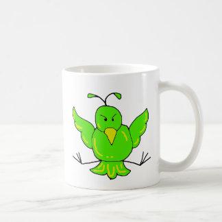 grüner Vogel, grüner Vogel Teetassen