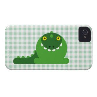 Grüner wütender Drache iPhone 4 Case-Mate Hülle