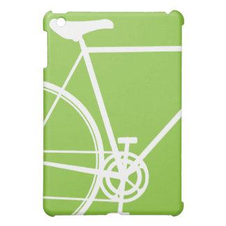 grüner Zyklus-Entwurf iPad Mini Hülle