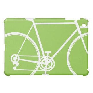 Grüner Zyklus iPad Mini Hülle