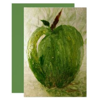 Grünes Apple Karte