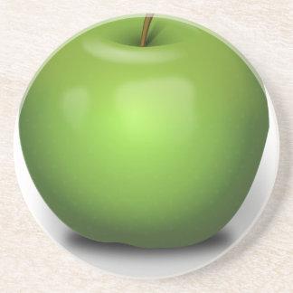 Grünes Apple Untersetzer