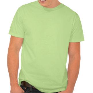 Grünes Boombox Hemd