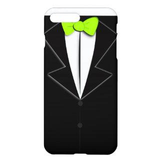 Grünes Bowtie iPhone 8 Plus/7 Plus Hülle