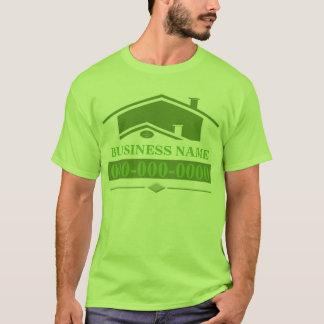 Grünes Dach T-Shirt