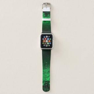 Grünes gepunktetes - Apple-Uhrenarmband Apple Watch Armband