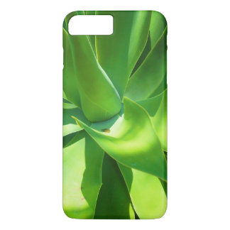 Grünes Glück iPhone 8 Plus/7 Plus Hülle