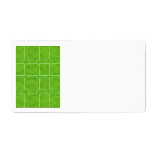 Grünes Gold - Thema-Entwurf-Sammlung