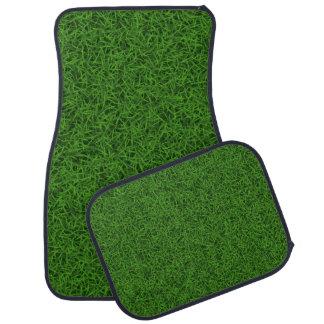 Grünes Gras Automatte