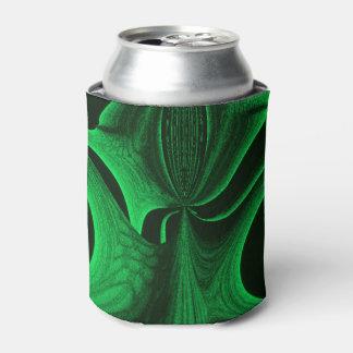Grünes Jäger-Fraktal Dosenkühler
