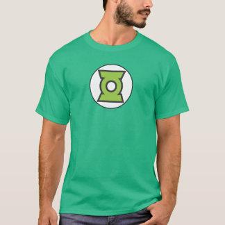 Grünes Laternen-Logo 11 T-Shirt