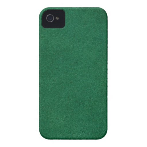 Grünes Leder iPhone 4 Hüllen