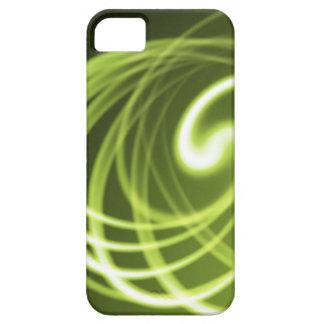 Grünes Licht iPhone 5 Schutzhülle