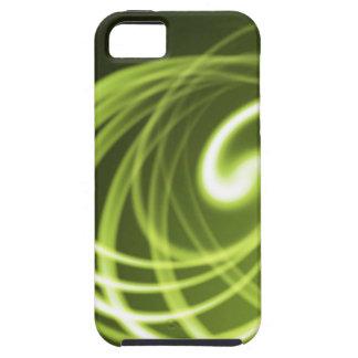 Grünes Licht Tough iPhone 5 Hülle