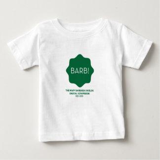 Grünes Logo Baby T-shirt