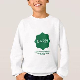 Grünes Logo Sweatshirt