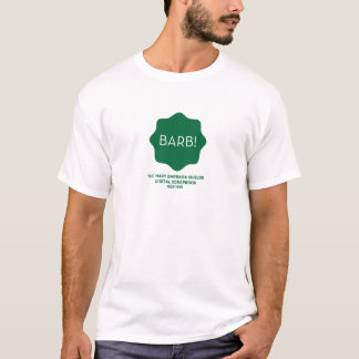 Grünes Logo T-Shirt