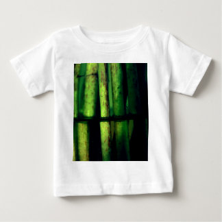 Grünes Makro Baby T-shirt