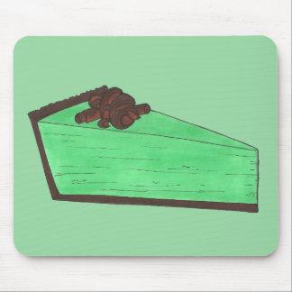 Grünes Mousepad