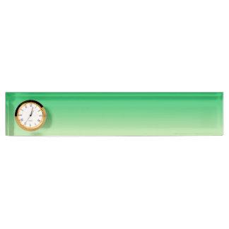 Grünes Ombre