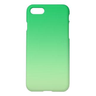 Grünes Ombre iPhone 8/7 Hülle