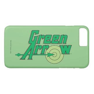 Grünes Pfeil-Logo iPhone 8 Plus/7 Plus Hülle