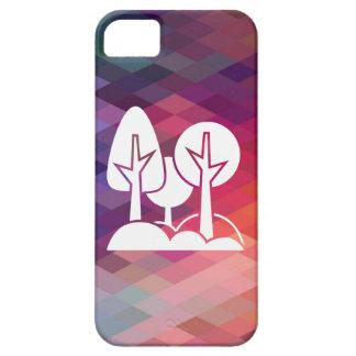 Grünes Pflanzen-Symbol Schutzhülle Fürs iPhone 5