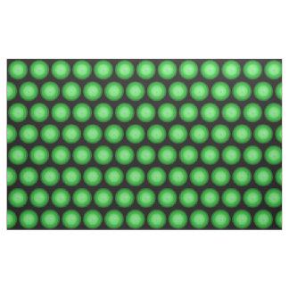 Grünes Plafond Stoff