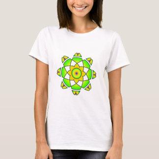 Grünes Yantra T-Shirt