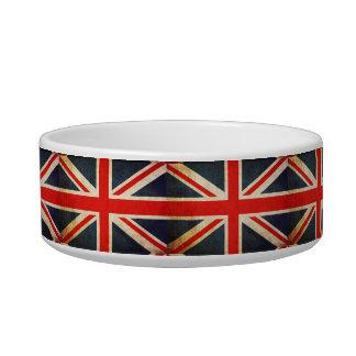Grunge-BRITISCHE Napf