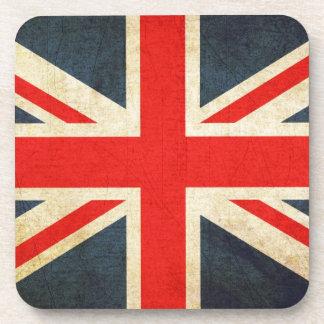 Grunge-BRITISCHES Untersetzer