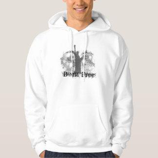 Grunge-geborenes freies hoodie