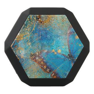 Grunge Steampunk Schmetterlings-abstrakter Entwurf Schwarze Bluetooth Lautsprecher