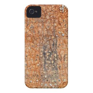 Grunge-Vintager gebrochener BlackBerry-Kasten iPhone 4 Hülle