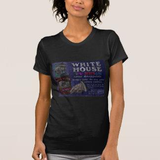 Grunged das Weiße Haus Fernsehnachrichten-Anzeige Shirts
