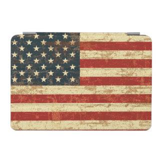 Grungy amerikanische Flagge iPad Mini Hülle