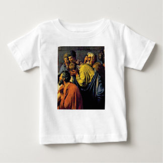 Gruppe alte Völker Baby T-shirt