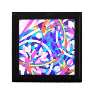 Gruppe der Farbveilchen-Veränderung Erinnerungskiste