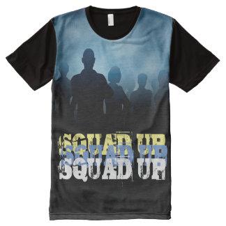 Gruppe HERAUF 101 T-Shirt Mit Bedruckbarer Vorderseite