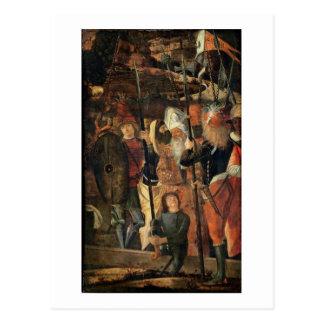 Gruppe Orientalen, Juden und Soldaten, 1493-95 (oi Postkarte
