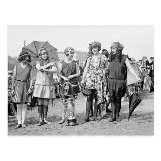 Gruppe Sieger: 1922 Postkarte