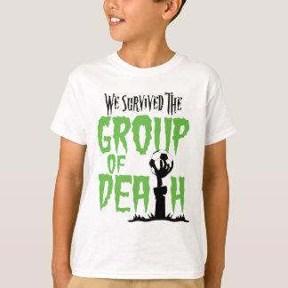 Gruppe von das Hanes TodSocccer Kinder T - Shirt
