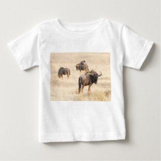 Gruppe von Wildebeest Baby T-shirt