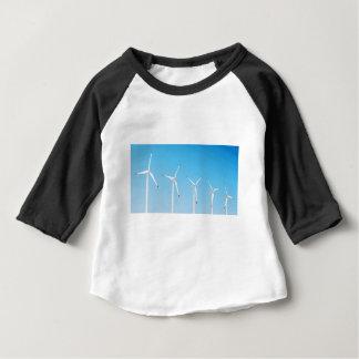 Gruppe Windkraftanlagen Baby T-shirt