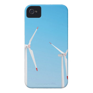 Gruppe Windkraftanlagen iPhone 4 Cover