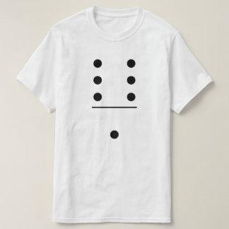 Gruppen-Kostüm der Domino-6-1 T-Shirt
