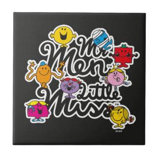 Gruppen-Logo Herr-Men Little Fräulein | Keramikfliese